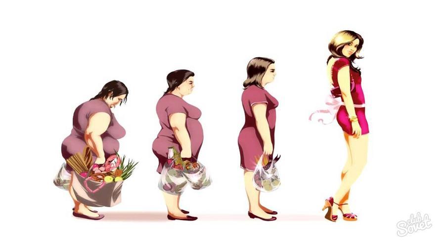 Надо быстро похудеть
