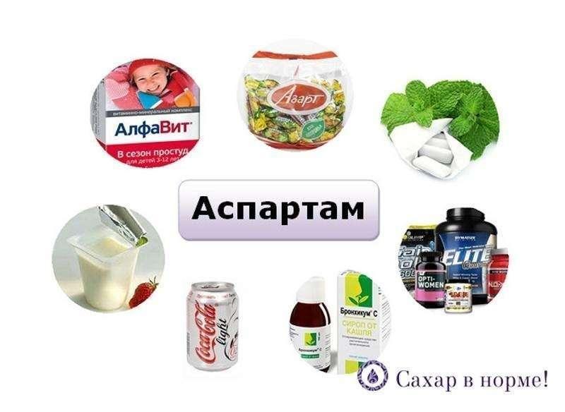 Аспартам - Е951