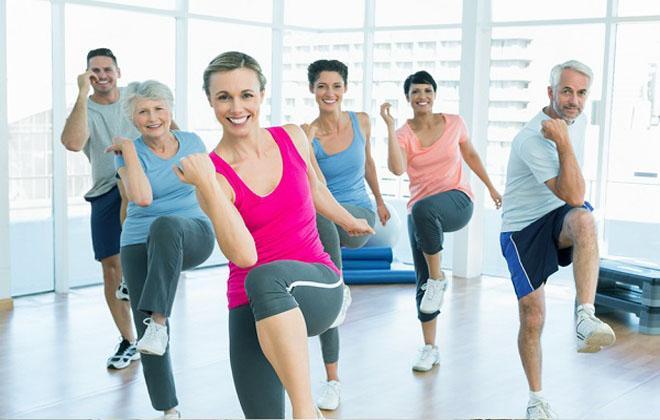 Физическая активность человека