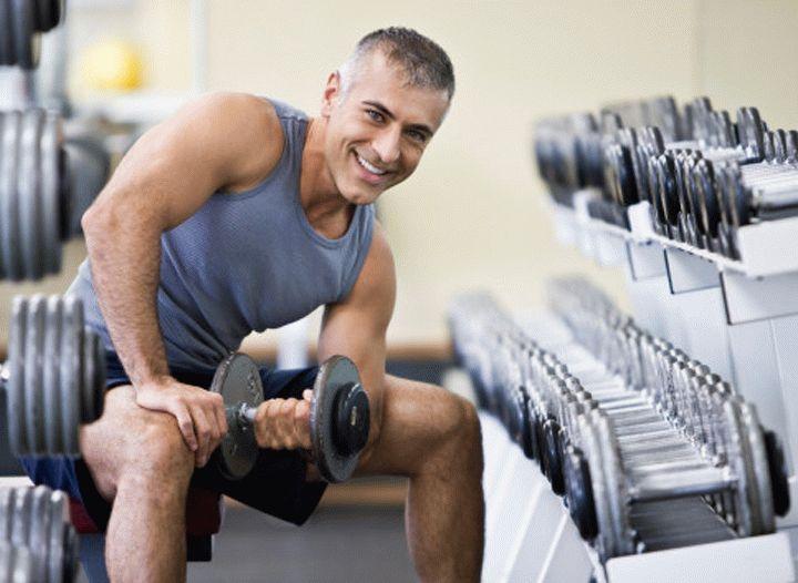Как правильно заниматься фитнесом после 40 лет