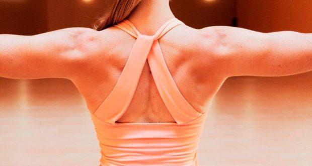 Похудение спины