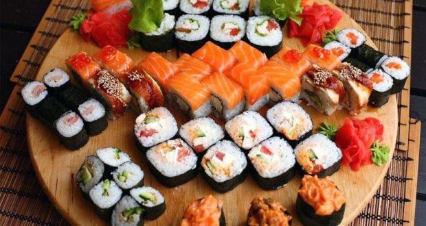 Суши - скрытая угроза