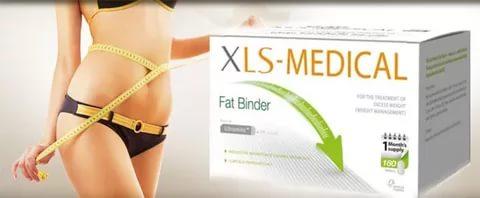 Таблетки xls для похудения
