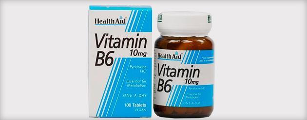 Витамин В6: применение для женщин