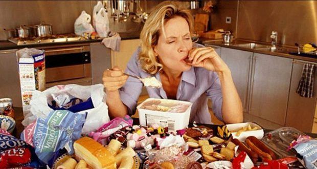 Заедание стресса