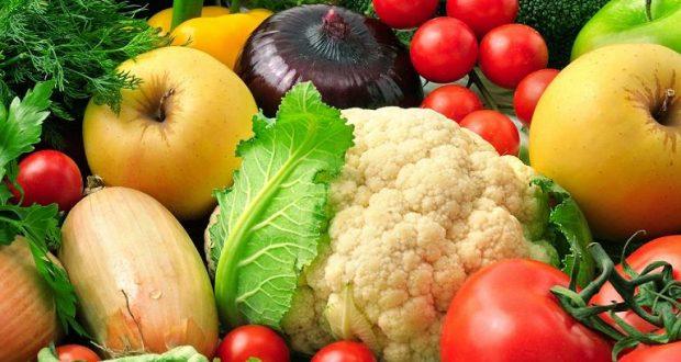 Овощи в зимний период