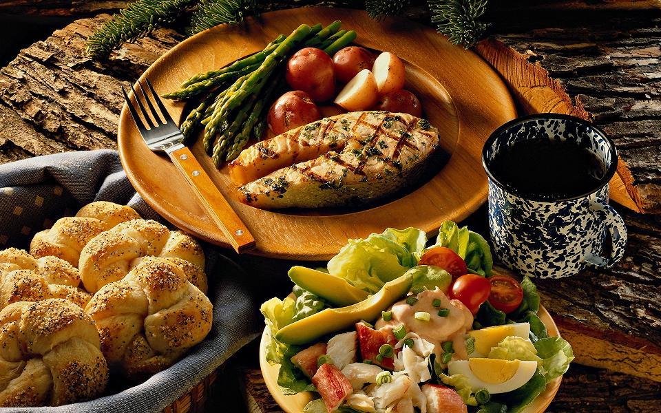 Продукты и блюда