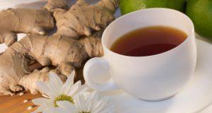 Имбирный чай и похудение