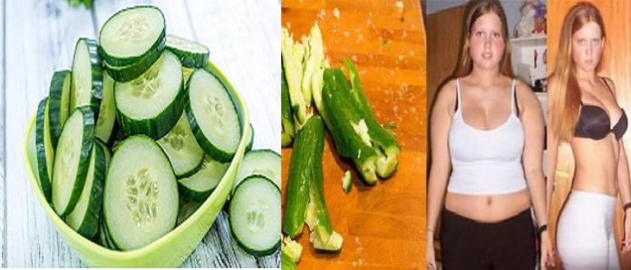 На сколько можно похудеть с помощью огуречной диеты