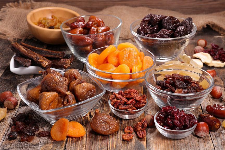 Рецепты смесей из сухофруктов для похудения