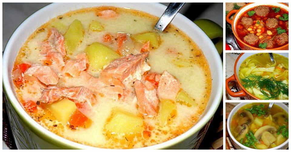 Лучшие рецепты супов