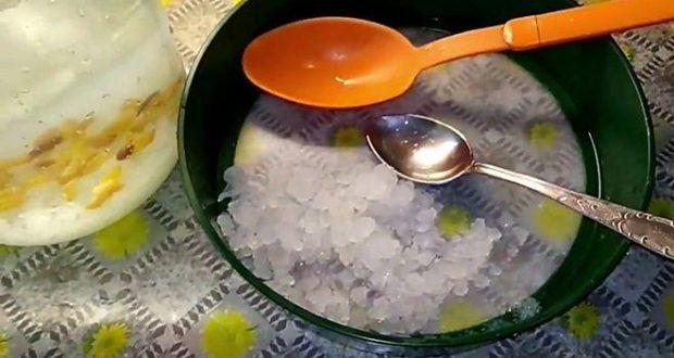 Оздоровление организма морским рисом