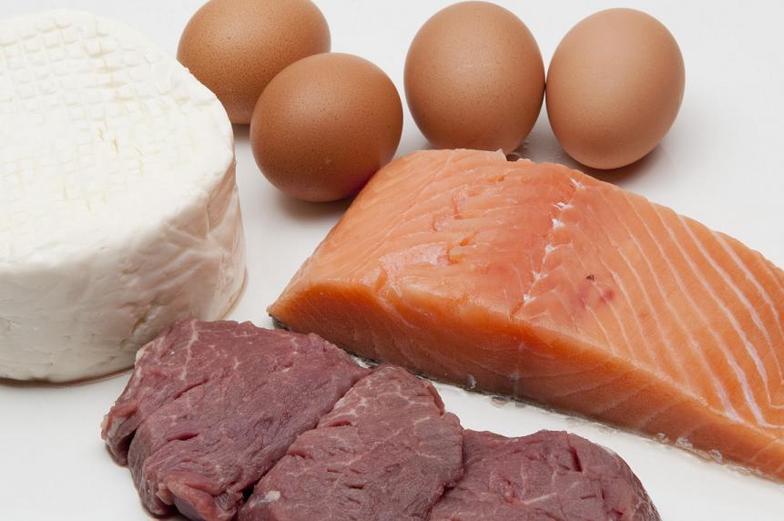 Примерный рацион белковой диеты