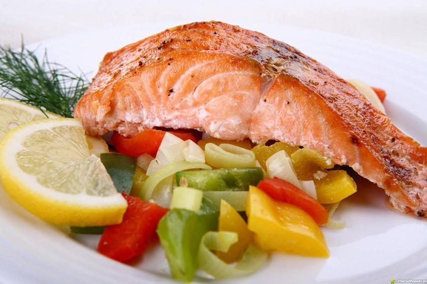 Рецепт из рыбы