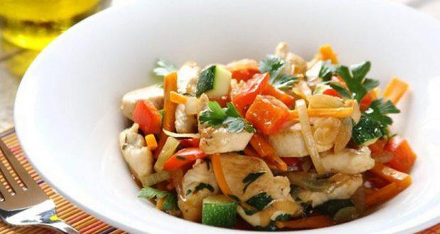 Рецепты вкусного и быстрого диетического ужина