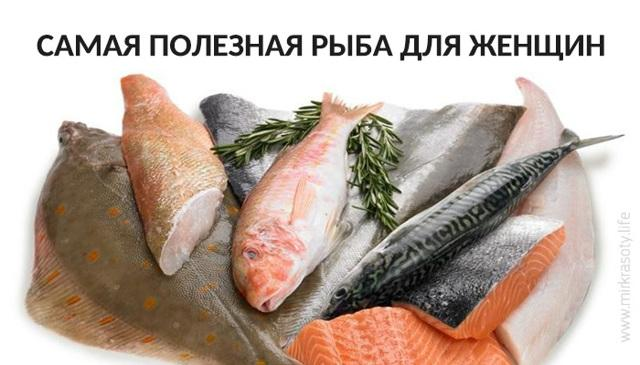 Важность рыбы