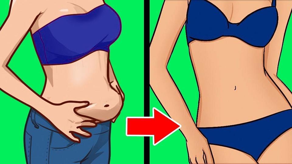 Что делать с жиром женщине