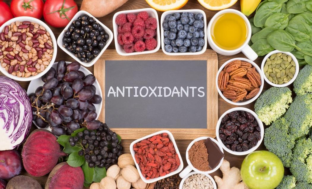Где брать антиоксиданты