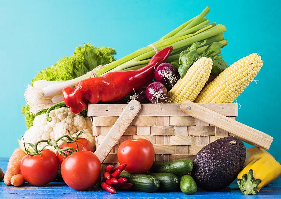 Главные принципы похудения с овощами