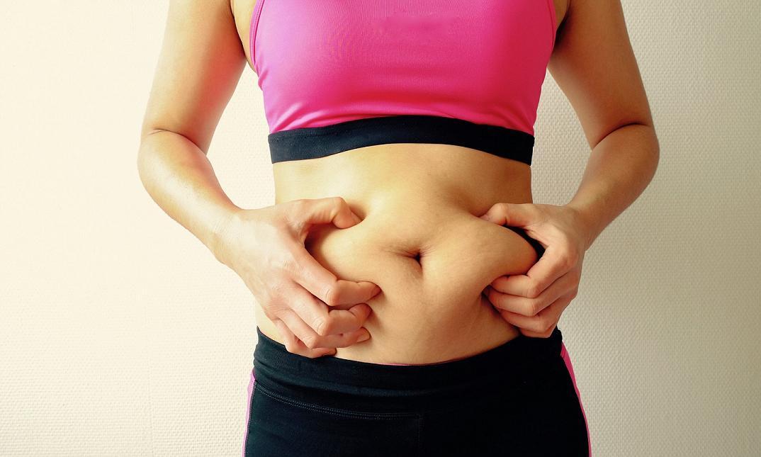 Как избавиться от жира на животе и боках