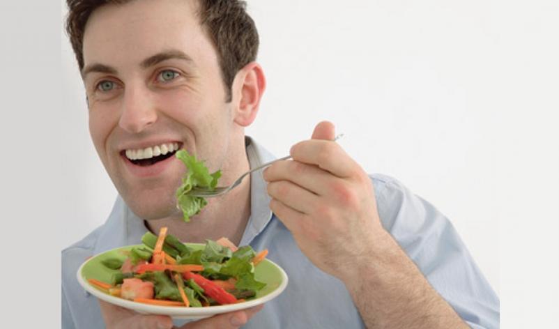 Как питаться мужчине чтобы похудеть