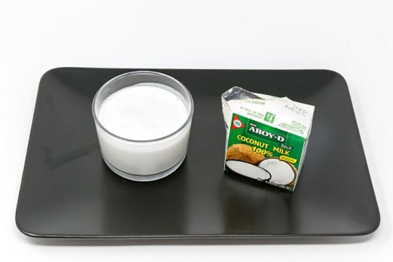 Консервированное молоко из кокоса