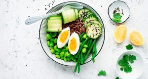 Обед и ужин в правильном питании