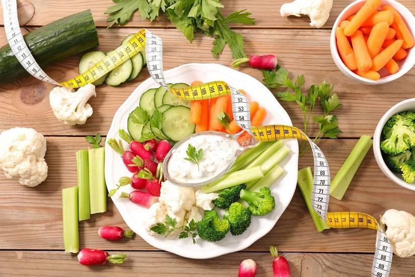 Популярные варианты овощных меню для похудения