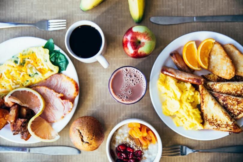 Углеводные завтраки