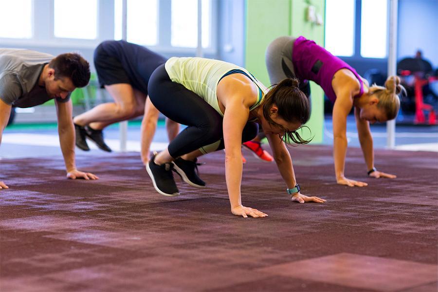 Упражнения, помогающие сжечь жир