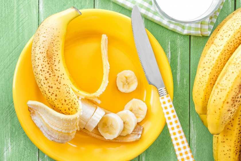 Как выглядит меню банановой диеты