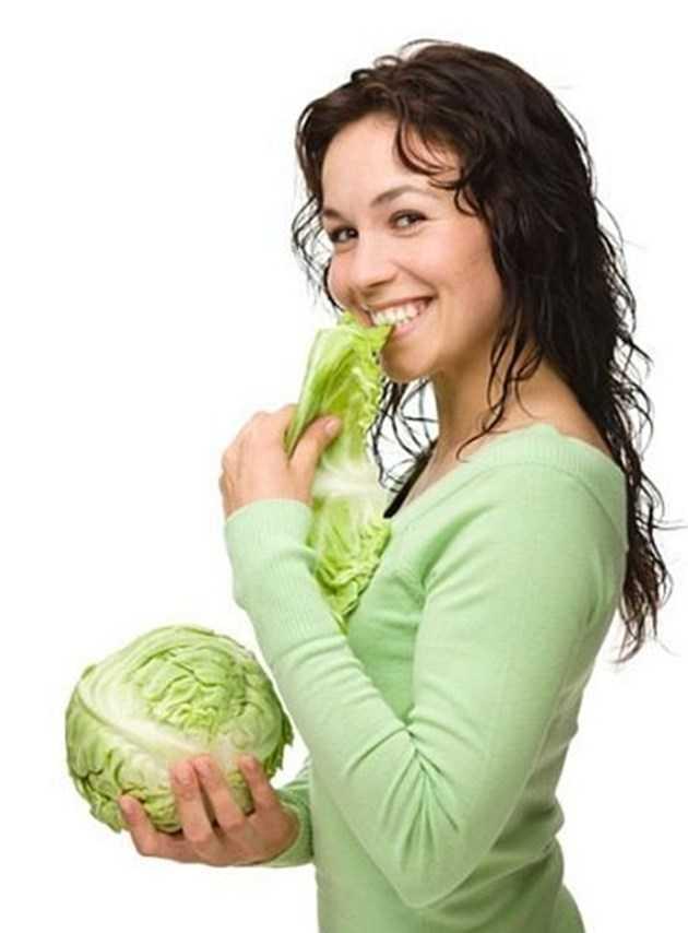 Выберите правильные пищевые привычки
